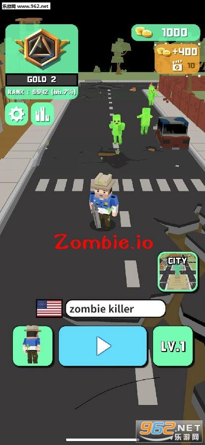 Zombie.io官方版