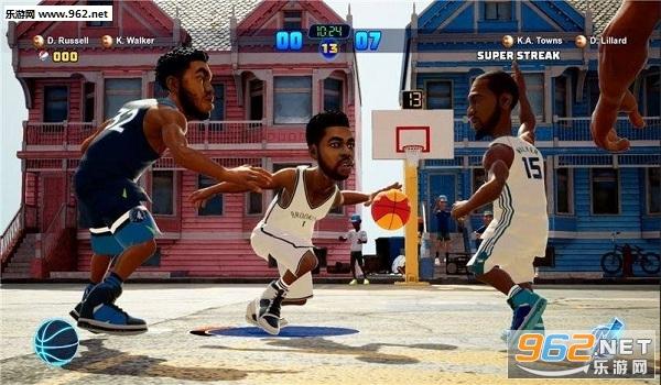 NBA2K欢乐竞技场手机版v1.0(NBA 2K Playgrounds)截图1
