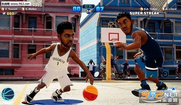 NBA2K欢乐竞技场手机版v1.0(NBA 2K Playgrounds)截图3