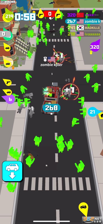 Zombie.io官方版v1.0截图1