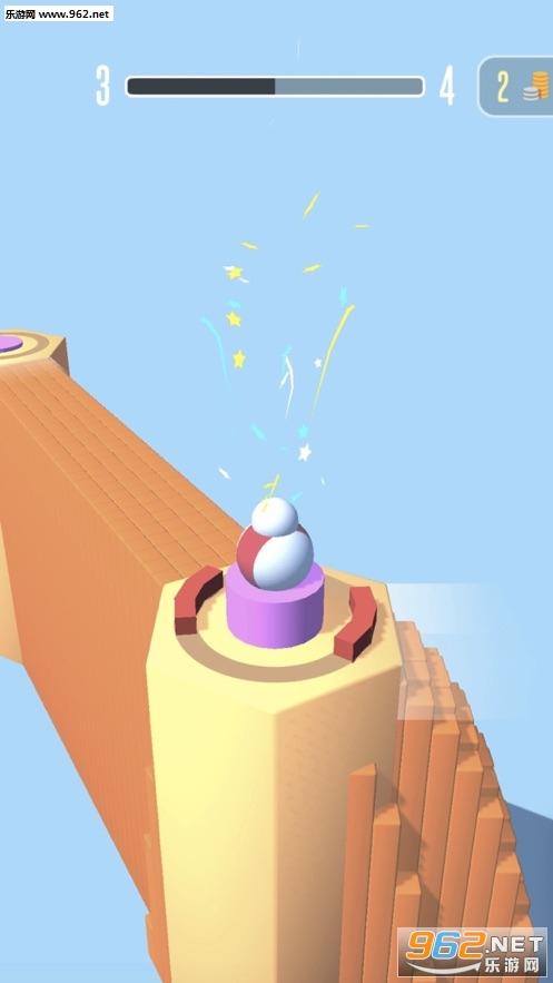 Balls Rotate 3D手游v1.0_截图0