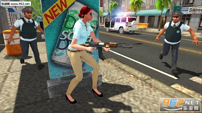 真实女孩犯罪模拟器手机版v1.4截图2