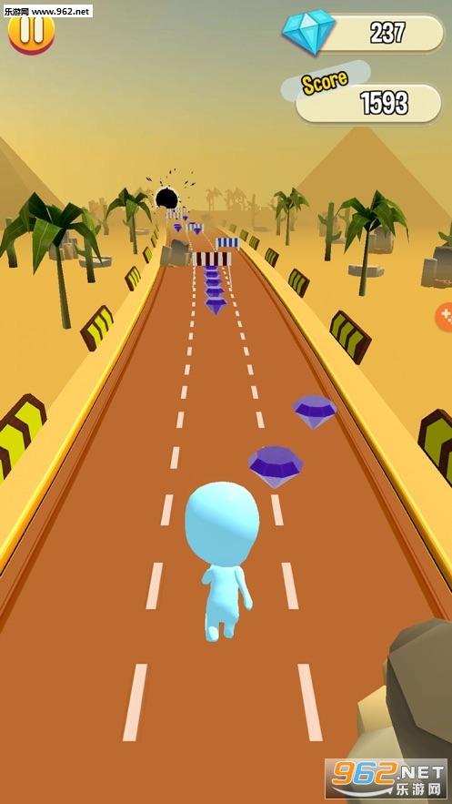 Twisty Color Runner官方版v1.0_截�D1