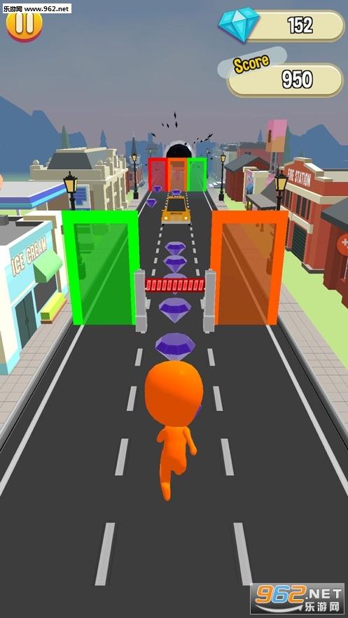 Twisty Color Runner官方版v1.0_截�D2