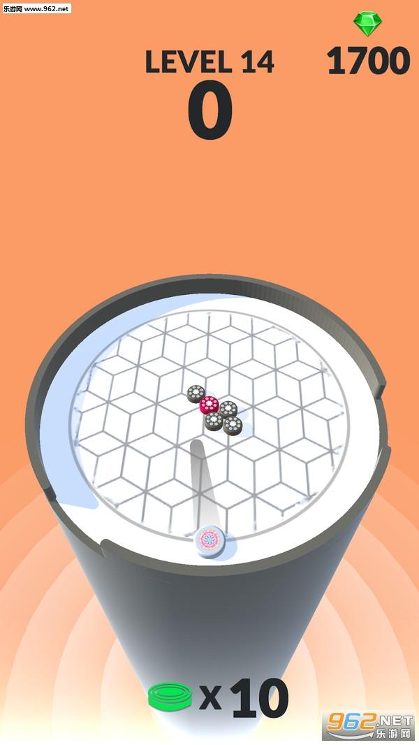 圆盘射击安卓版v0.0.127截图0