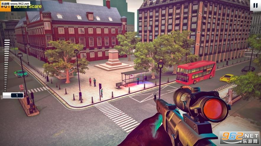 狙击手杀戮中文版v1.0截图2