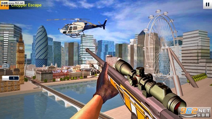 狙击手杀戮中文版v1.0截图4