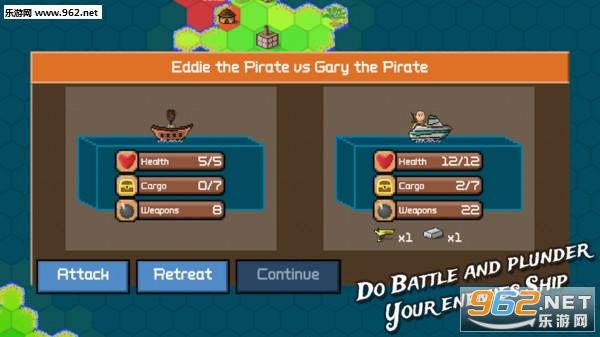 像素海盗时代安卓版v0.9.1截图2