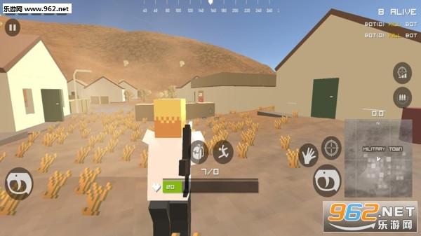 像素战场失落沙漠之战安卓版v2.0截图1