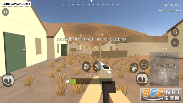 像素战场失落沙漠之战中文版v2.0截图2