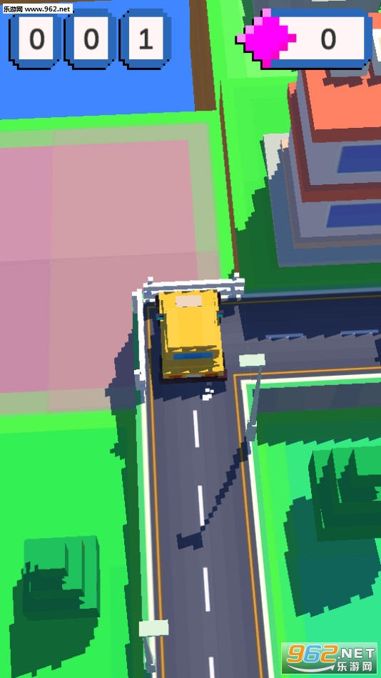 道路冒险3D安卓版v0.1截图0