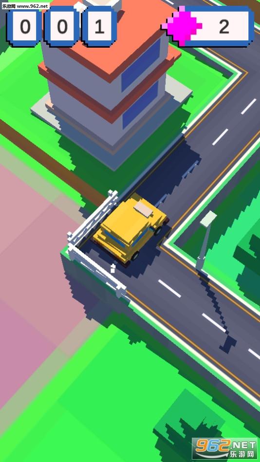道路冒险3D安卓版v0.1截图1