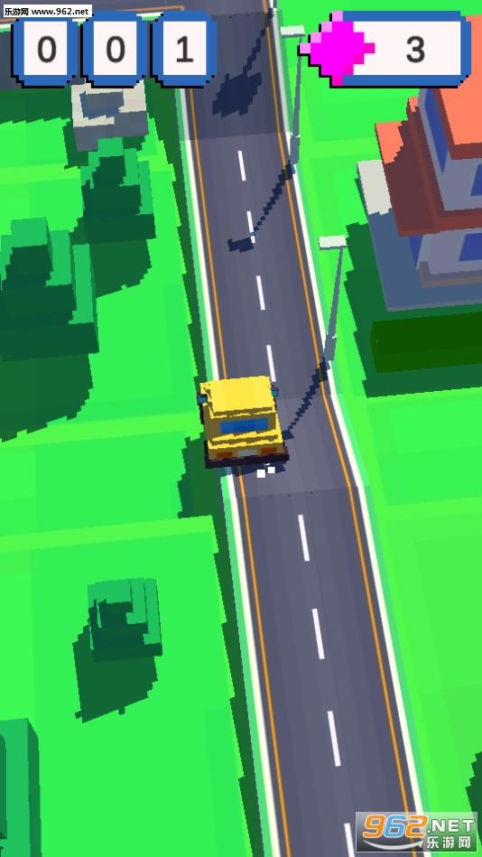 道路冒险3D安卓版v0.1截图2