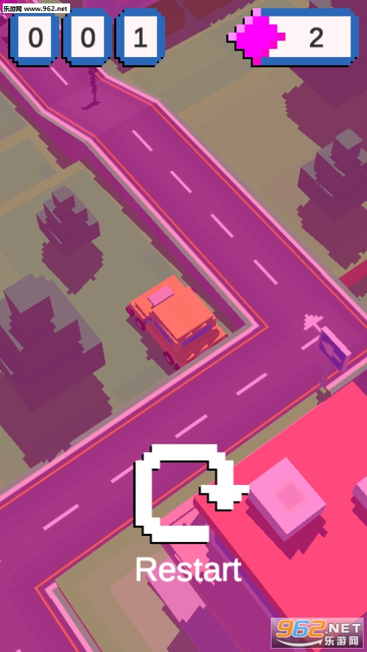 道路冒险3D安卓版v0.1截图3