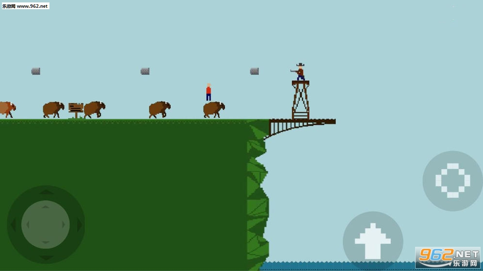 跳桥求死不能手机版(JumpBridge)v2.1截图4