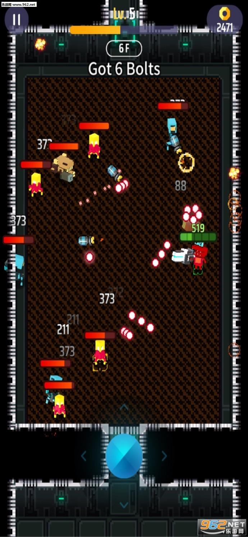 枪弹战士安卓版v1.0.98截图1