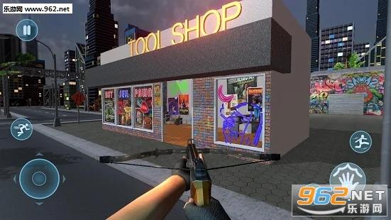 小偷银行抢劫案抢劫模拟器安卓版v1.1截图0