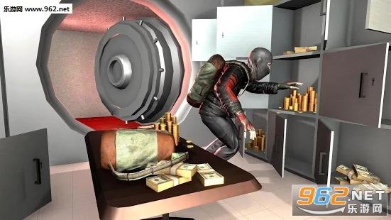 小偷银行抢劫案抢劫模拟器安卓版v1.1截图3