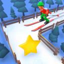 蜿蜒滑雪手游