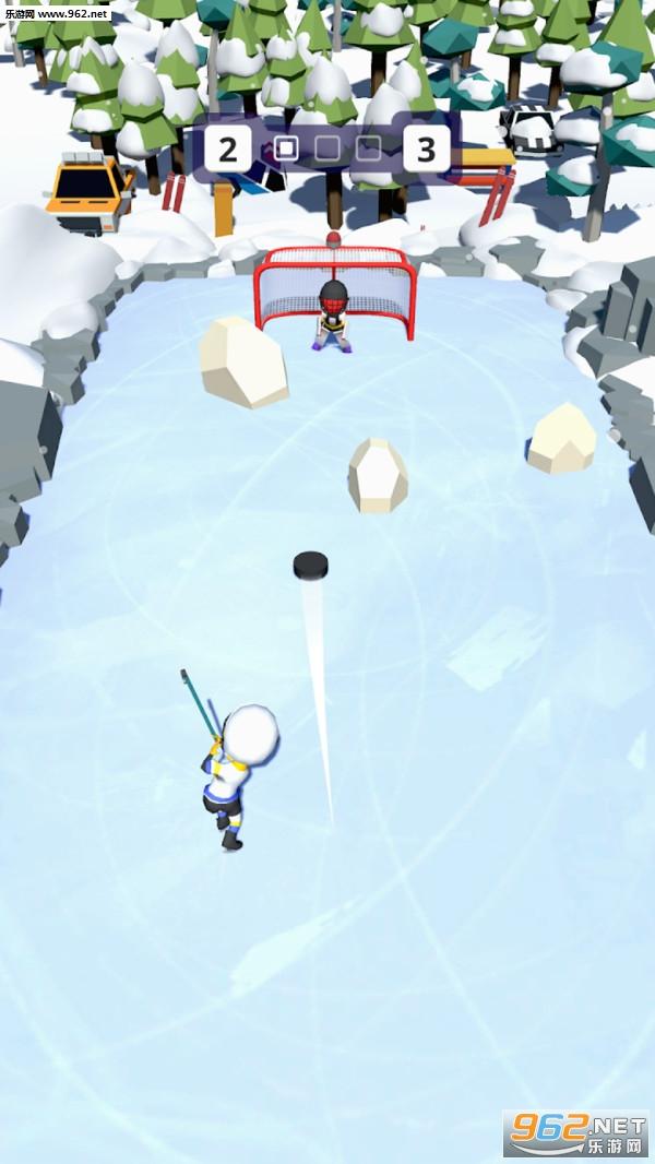 欢乐冰球安卓版v1.1_截图1