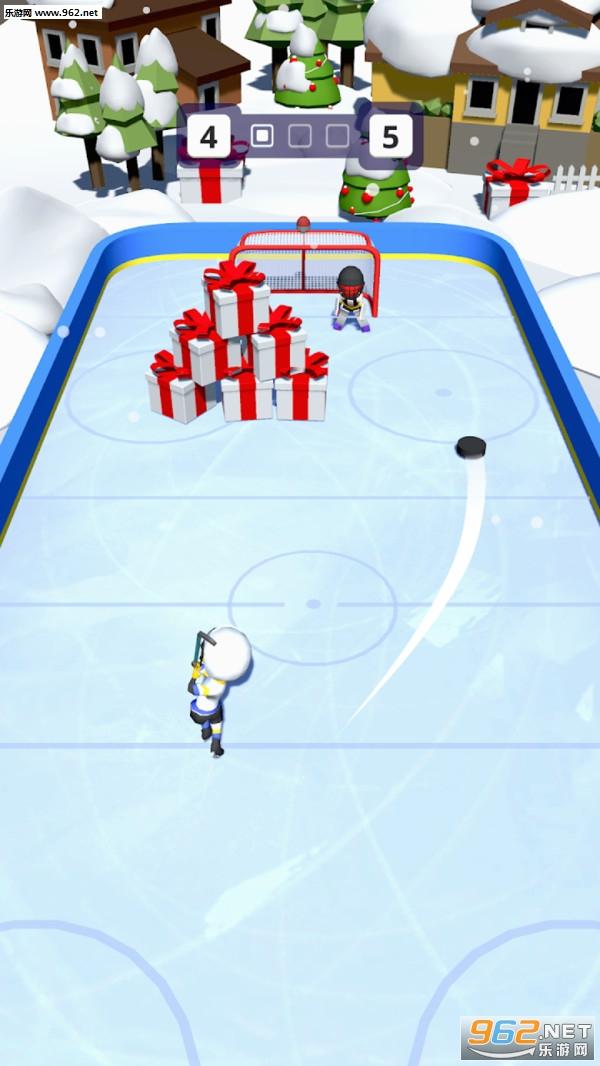 欢乐冰球安卓版v1.1_截图2