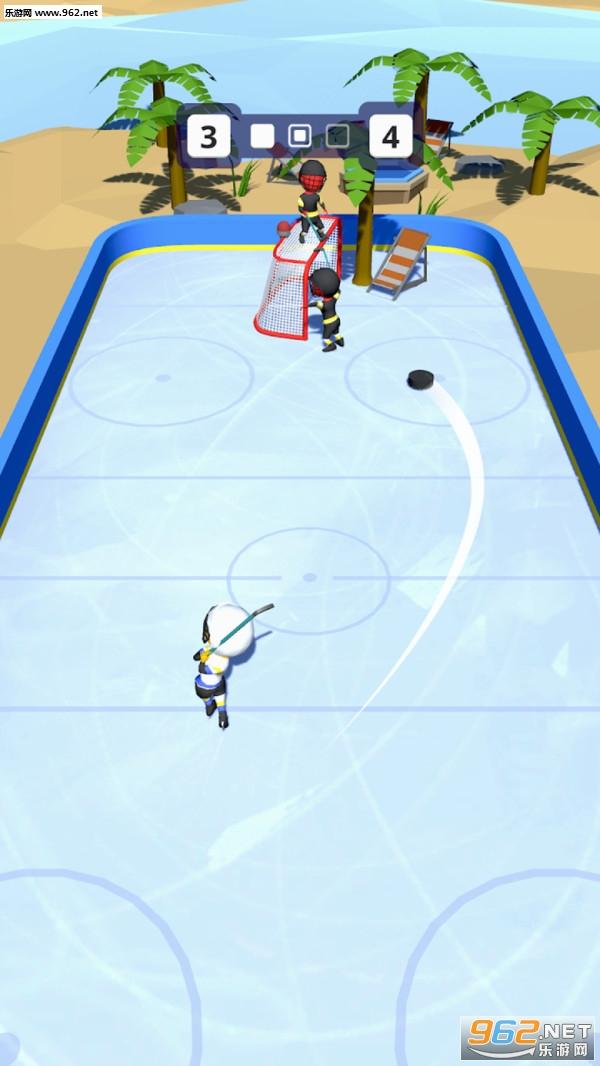 欢乐冰球安卓版v1.1_截图3