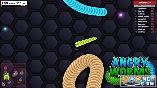 蟒蛇大战2游戏_截图2
