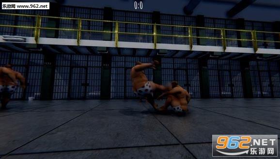 胖囚犯模拟器游戏_截图0