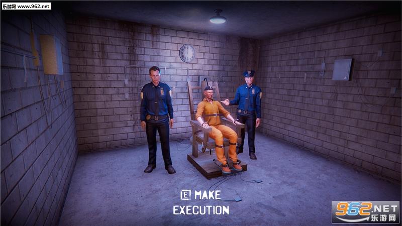 牢房模拟器游戏_截图0