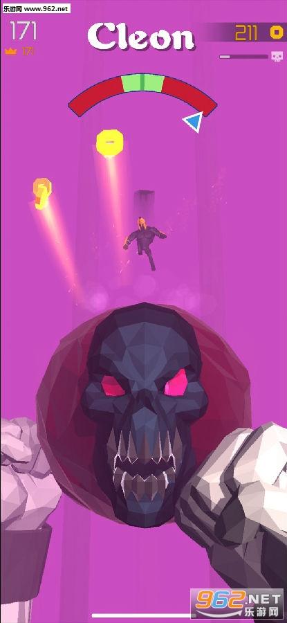 Cleon勇士从天而降游戏