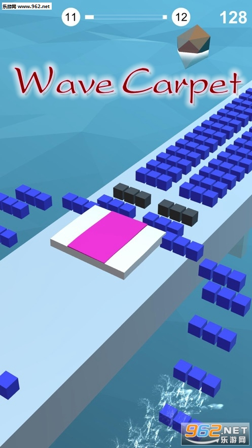 Wave Carpet游戏