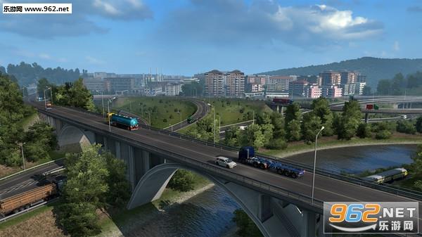 欧洲卡车模拟2黑海之路安卓版v1.0.5_截图1