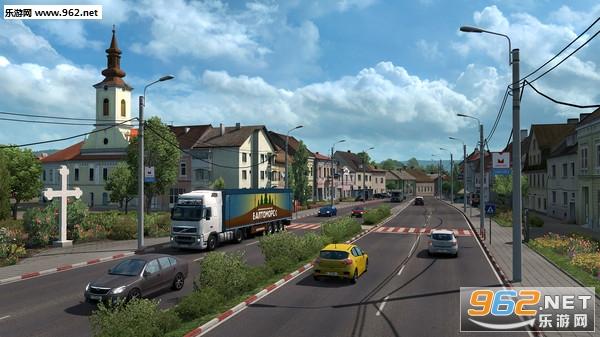 欧洲卡车模拟2黑海之路安卓版v1.0.5_截图2