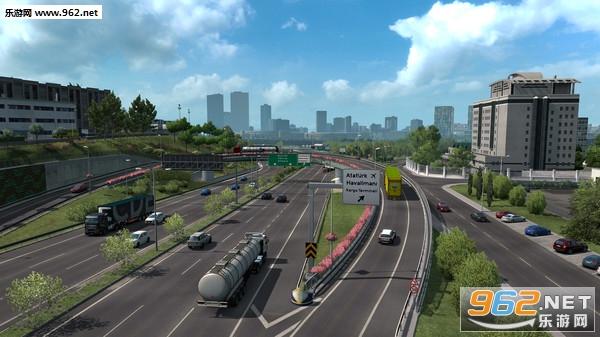欧洲卡车模拟2黑海之路安卓版v1.0.5_截图3