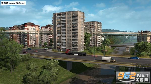欧洲卡车模拟2黑海之路安卓版v1.0.5_截图4