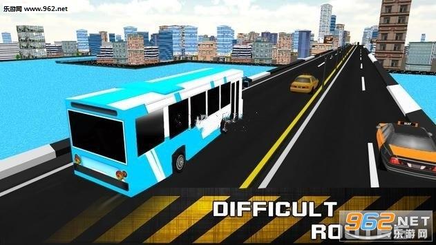 巴士模拟器高清驾驶破解版v1.2.1截图2
