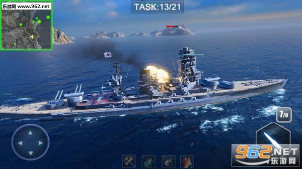 战舰猎杀巅峰海战最新中文破解版v1.0.1_截图2