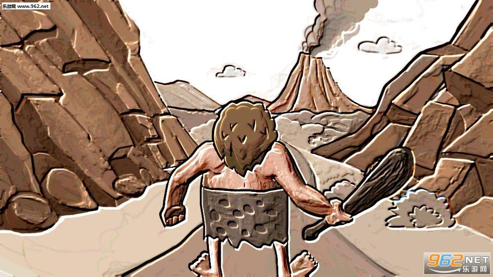 原始人救老婆游戏截图0