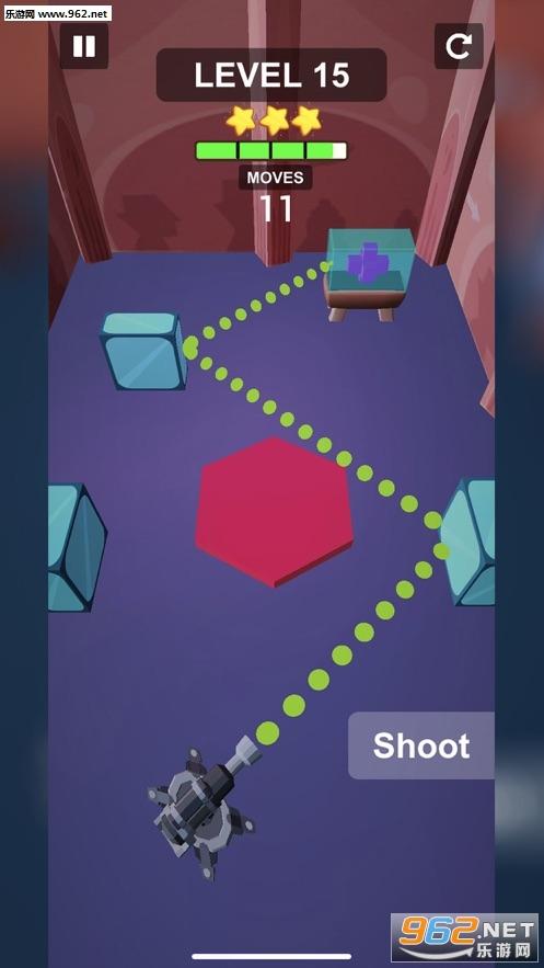 幸运小偷激光拼图游戏v1.0_截图2