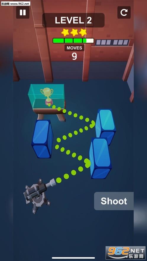 幸运小偷激光拼图游戏v1.0_截图3