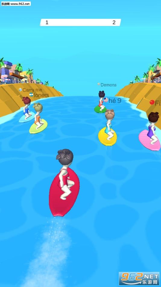 冲浪比赛安卓版v0.0.4_截图0