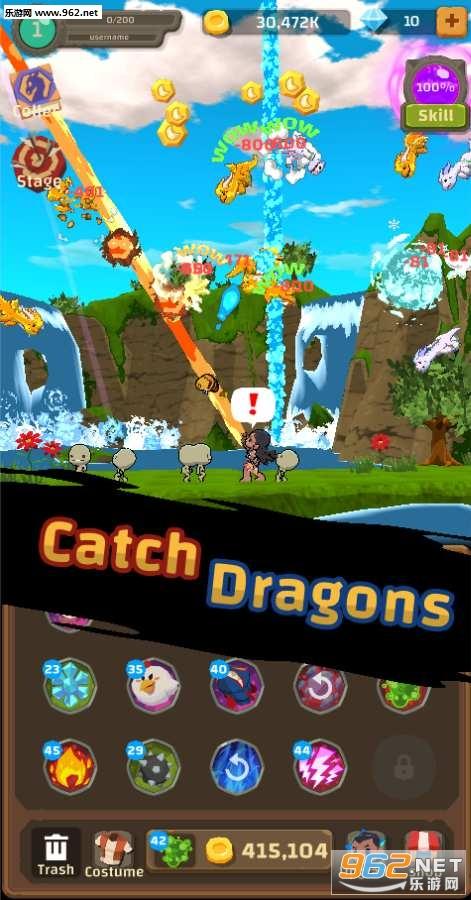 捉龙CatchDragons安卓最新版v1.7_截图3