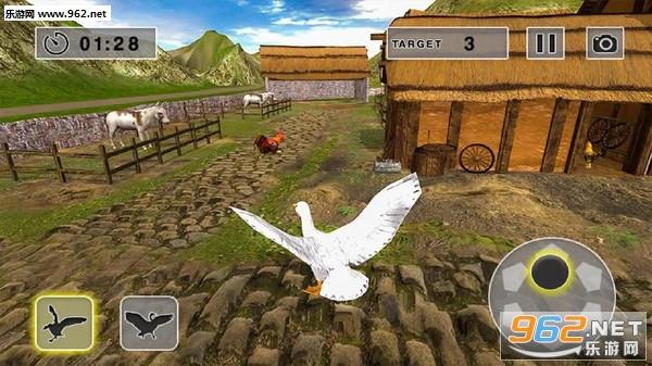 街头捣蛋鹅模拟器安卓版v1.0.3_截图2