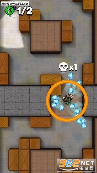 刺客行动游戏v1.7_截图0