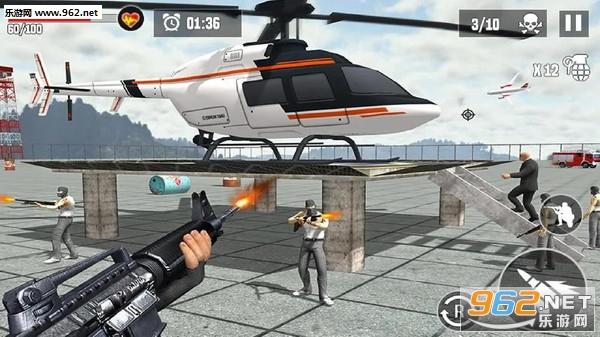 反恐射击任务安卓版v1.1截图2