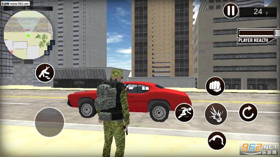陆军生活模拟中文版v1.0.1_截图2