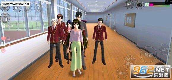 樱花校园模拟器新年全服饰破解版v1.032.51截图5