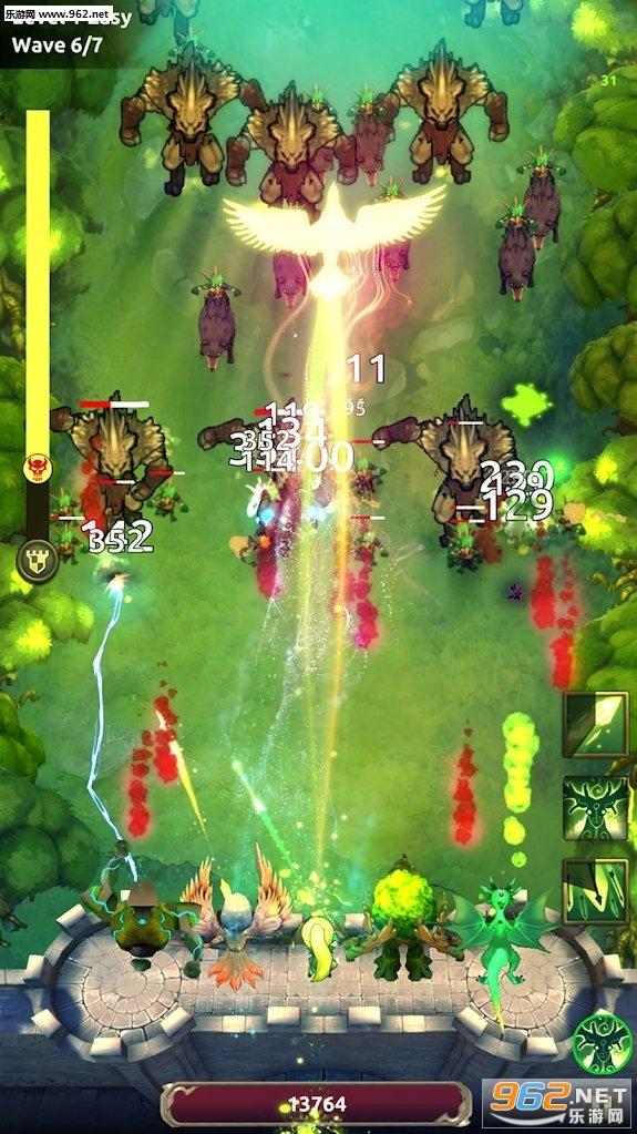骑士战争空闲防御无限金币版游戏v1.0.2 正式版截图3