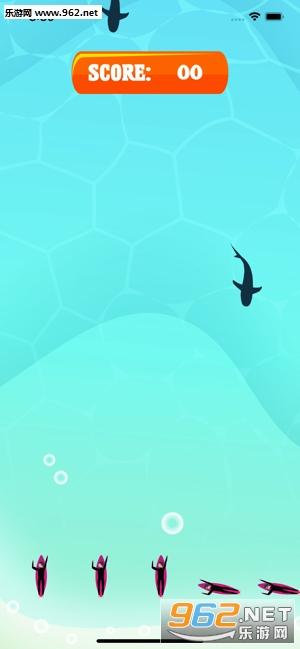 鲨鱼防御战游戏_截图3
