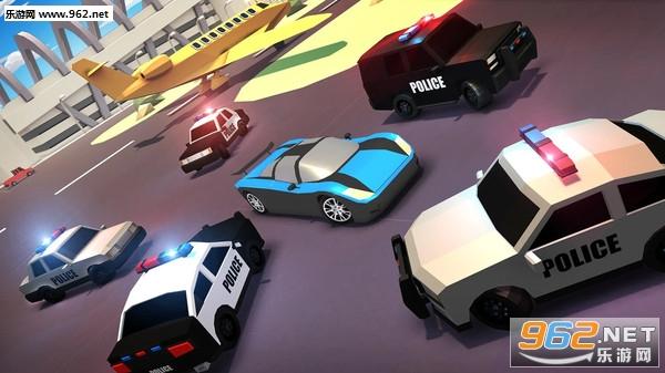 警车模拟器2019安卓版v1.1截图4